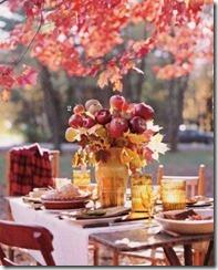 bodas otoño matrimonio baños portátiles aire libre boda rústica