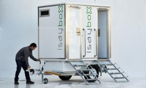 Baños portatiles eco sustentables