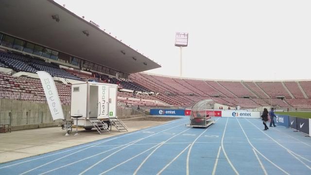 Estadio Nacional Julio Prádanos